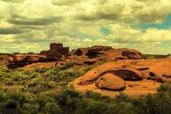 Wupatki National Monument Royalty Free Stock Images