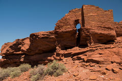 Wupatki National Monument Stock Image