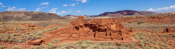 Wupatki National Monument Royalty Free Stock Image
