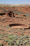 Wupatki Pueblo Stock Photography