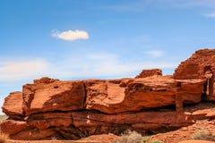 The Wupatki Pueblo Stock Image