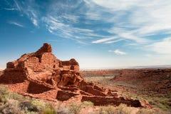 Wupatki Pueblo Royalty Free Stock Image