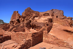 Wupatki Pueblo national monument Stock Photos