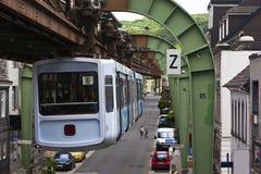 Wuppertal Fotografie Stock