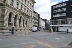 Wuppertal en Allemagne Images libres de droits