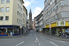 Wuppertal en Allemagne photo stock