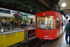 Wuppertal in Germany Stock Images