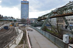 Wuppertal in Germany Stock Image