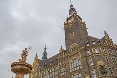 Wuppertal, Nord Rhein Westphalie, Allemagne Photographie stock libre de droits