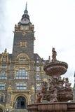 Wuppertal, Nord Rhein Westphalie, Allemagne Photos stock