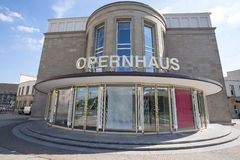 Wuppertal opera in germany Stock Photos