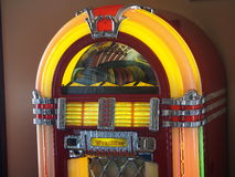 Wurlitzer Jukebox Royalty Free Stock Photos