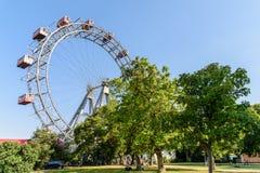 Wurstelprater park rozrywki W Wiedeń (plociuch) Obrazy Stock