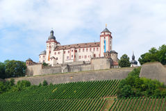 Wurzburg Royalty Free Stock Photography