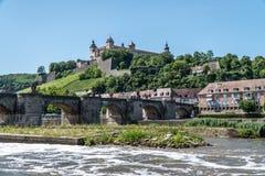 Wurzburg Royalty-vrije Stock Afbeelding