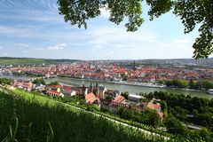 Wurzburg Stock Photo