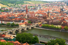 Wurzburg,Germany Stock Photography