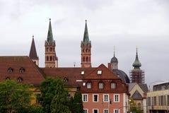 Wurzburg, Germany Royalty Free Stock Photos
