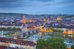 Wurzburg. Royalty Free Stock Photo