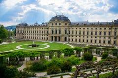 WURZBURG NIEMCY, MAJ, - 1: Wurzburg siedziba w Wurzburg, Niemcy dalej może 01, 2016 Wurzburg siedziba był Obraz Royalty Free