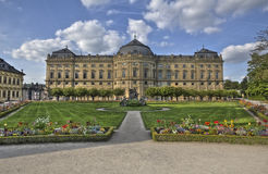 Wurzburg Residence, Germany Stock Images