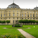 Wurzburg residence Royalty Free Stock Photos