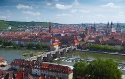 Wurzburg Royalty Free Stock Photography
