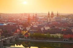 Wurzburg Royalty Free Stock Photos