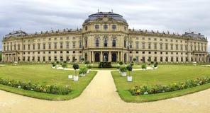 Wurzburger Residenze. Stock Photo