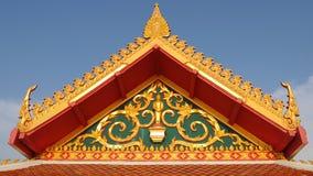 Wurzel-Tempel Lizenzfreies Stockfoto