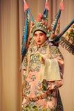 Wusheng-Beijing Opera: Chu Han contention. Nanchang - May 17th: Jiangxi Peking Opera Troupe of Chu Han contention China in  Nanchang theatre in May 17, 2014 Royalty Free Stock Image