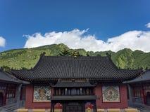 Free Wutai Mountain Stock Photography - 56222792