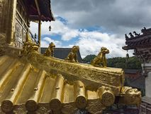 Free Wutai Mountain Royalty Free Stock Photography - 56222867