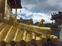 Wutai Mountain Royalty Free Stock Photography