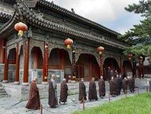Wutai Mountain Royalty Free Stock Photo