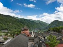 Wutai Mountain Stock Photos