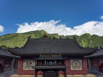 Wutai Mountain Stock Photography