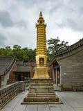 Wutai Mountain Stock Photography