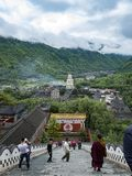 Wutai Mountain Stock Images