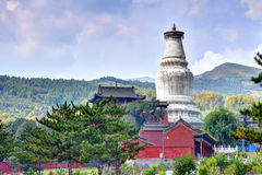 Wutai Mountain Stock Photos