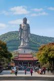 Wuxi Lingshan Buddha Stockbilder