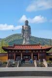 Wuxi Lingshan Buddha Stockfotos