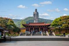 Wuxi Lingshan Buddha Fotografering för Bildbyråer