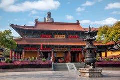 Wuxi Lingshan Buddha Royaltyfria Foton