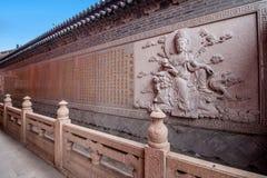 Wuxi South Temple in Jiangsu Province Stock Photos