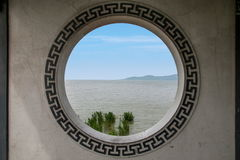 Free Wuxi Taihu Lake Yuantouzhu Taihu Lake Fairy Island Fairy Bridge Gallery Wall Windows Stock Photo - 78654960