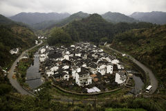 Wuyan Village Royalty Free Stock Images