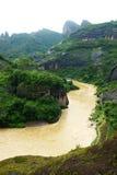 Wuyi Mountain Stock Images