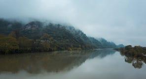 Wuyi Mountain scenic spot Stock Photos