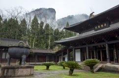 Wuyi Mountain scenic spot Royalty Free Stock Photos